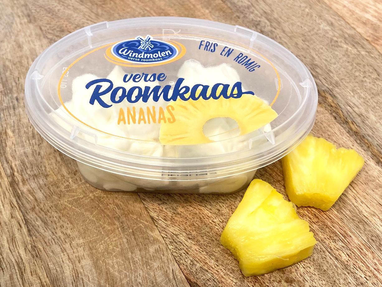 kuipje ananas 80 gram garnering 8
